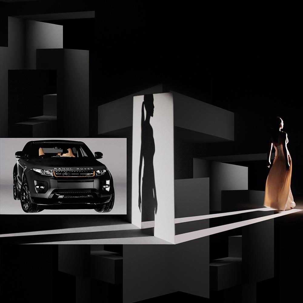 Victoria Beckham x Range Rover