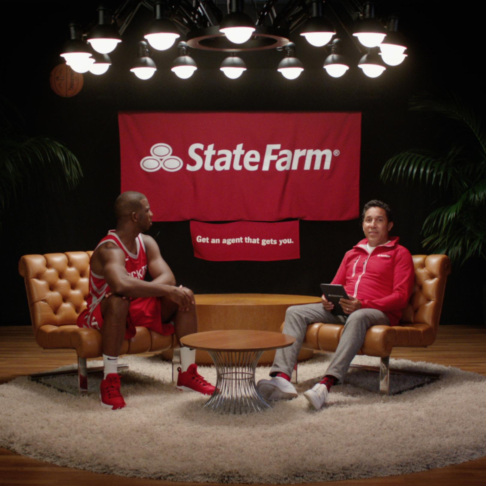 NBA x State Farm